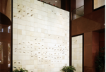fossil mosaic wall commercial 5