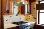fossil stone backsplash combo finisih 20